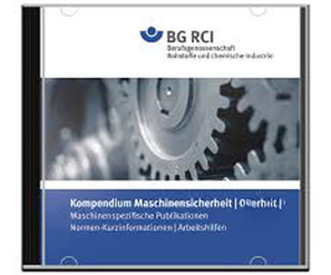 DVD Cover Fachmedium Kompendium Maschinensicherheit